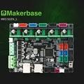Makerbase Mks Sgen L 3D Printer Moederbord 32-Bit Controller Compatibel Met Marlin 2.0 Smoothie Firmware TMC2130/2208 /2100 498