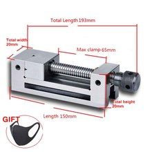 2 Inch Vise Gad Tongs High Precision Vise CNC Right Angle For Milling Machine Surface Grinding Machine Edm Machine Vise Grinder