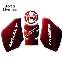Protective pad for SUZUKI DL650XT DL650 XT V Strom VSTROM 2019 2020 Motorcycle accessories  non slip protective mat for tank