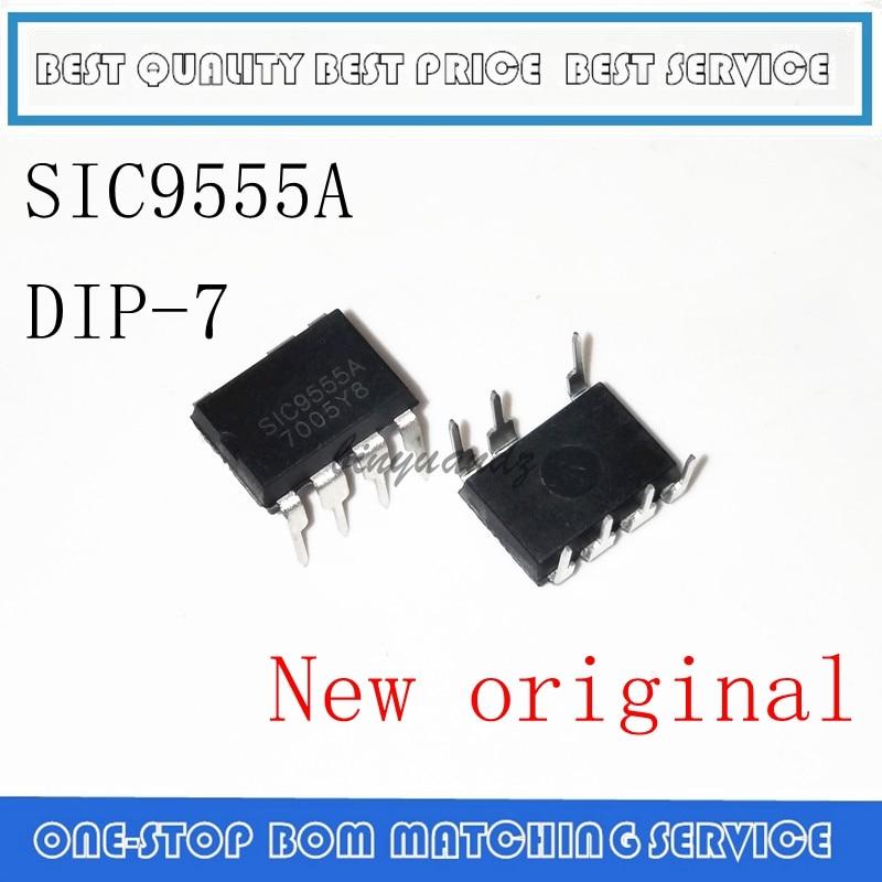 5PCS/LOT SIC9555A SIC9555 DIP-7 New Original