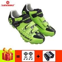 Sidebike/Мужская и женская обувь для велоспорта на горном велосипеде;
