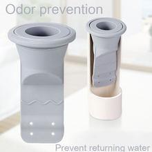 Vanzlife domowy silikonowy odpływ podłogowy rdzeń toaleta kanalizacja odpływ podłogowy rdzeń dezodorant kuchnia rura spustowa wewnętrzny rdzeń pierścień uszczelniający