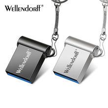 Mini 3,0 USB-Stick 128GB 64GB 32GB 16GB 8 GB Metall Stift Stick Stick 128 64 32 16 8 GB USB-Speicher Cle USB Stick