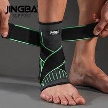 1pc pressurizado bandagem tornozelo suporte protetor cinta de pé cinta elástica cinto de fitness esportes ginásio badminton acessório
