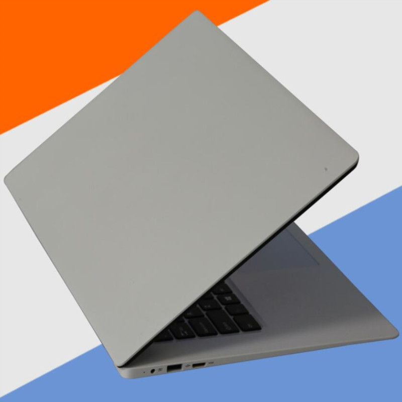 Intel Celeron J3455 CPU Quad Core Notebook laptops 8GB RAM+120GB SSD 15.6inch 1920X1080P USB 3.0 image