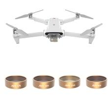 JSR KG ND4/ND8/ND16/ND32/CPL/étoile/MCUV/nuit caméra objectif filtre ensemble pour FIMI X8 SE Drone quadrirotor RC