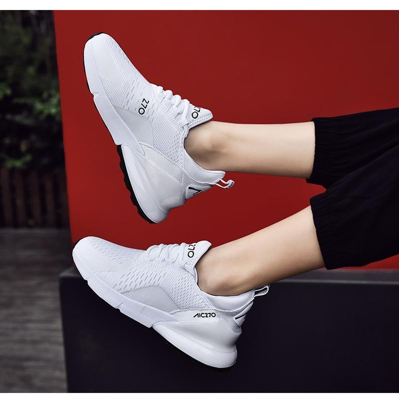 H19ec406cf096444c9231fe9c0b27989b0 Fashion Men Casual Shoes 2019 brand sneakers men Lightweight Lace-up Walking Sneakers trainer Male Footwear plus size 39-47