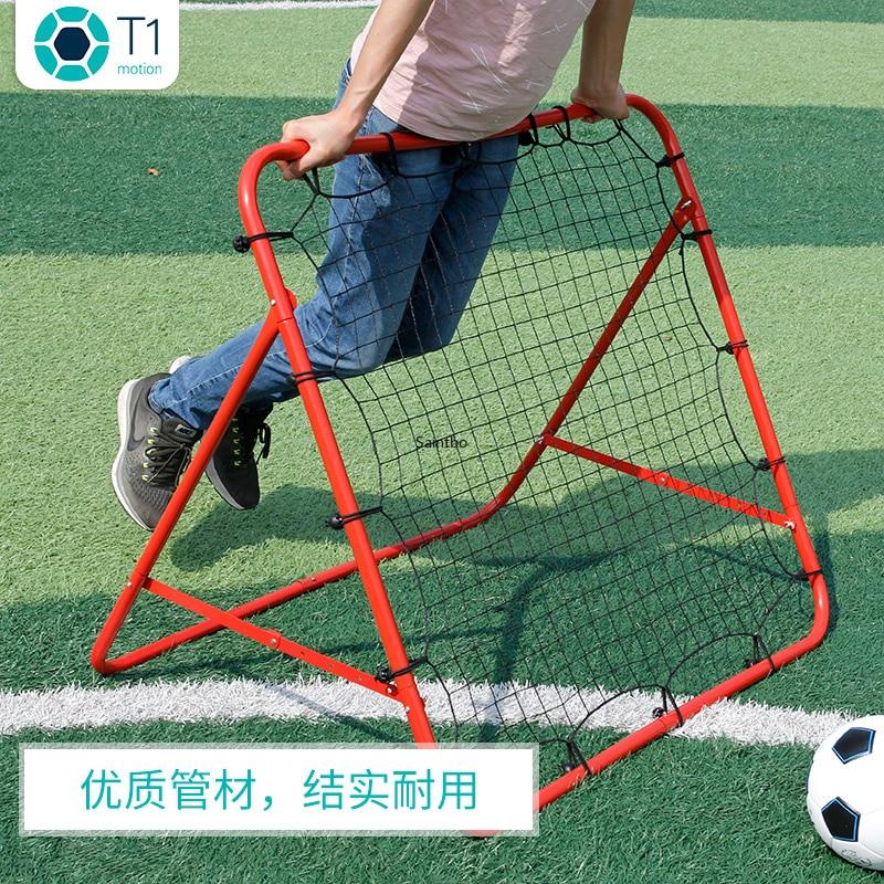 Футбол останавливающая сетка регулируемый прохождения съемки вспомогательный учебного оборудования останавливающая сетка Футбол тренир... - 5