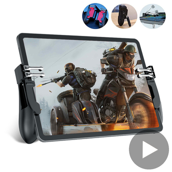 PUBG Controller For Android Tablet iPad Trigger Free Fire Gamepad Control Phone Joystick Mobile Game Pad L1 R1 Pugb Pupg Buttons