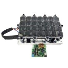405nm Parallel แหล่งรังสีอัลตราไวโอเลต LED Backlight Mod สำหรับ 5.5 6 นิ้ว 3D LCD เครื่องพิมพ์ Monitor UV Curing หน้าจอ SLA DLP DIY ชุด
