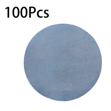 100pcs 3 Inch 3000 Round Grit Sandpaper Self Adhesive Mixed Sanding Polishing Tool Discs Hook Loop