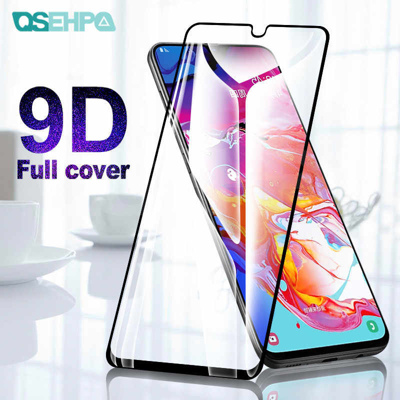 Tempered Glass For Samsung Galaxy A10 A20 A30 A40 A50 A60 A70 A80 90 Screen Protector 9H Protective Film M10 M20 M30 M40 Glass
