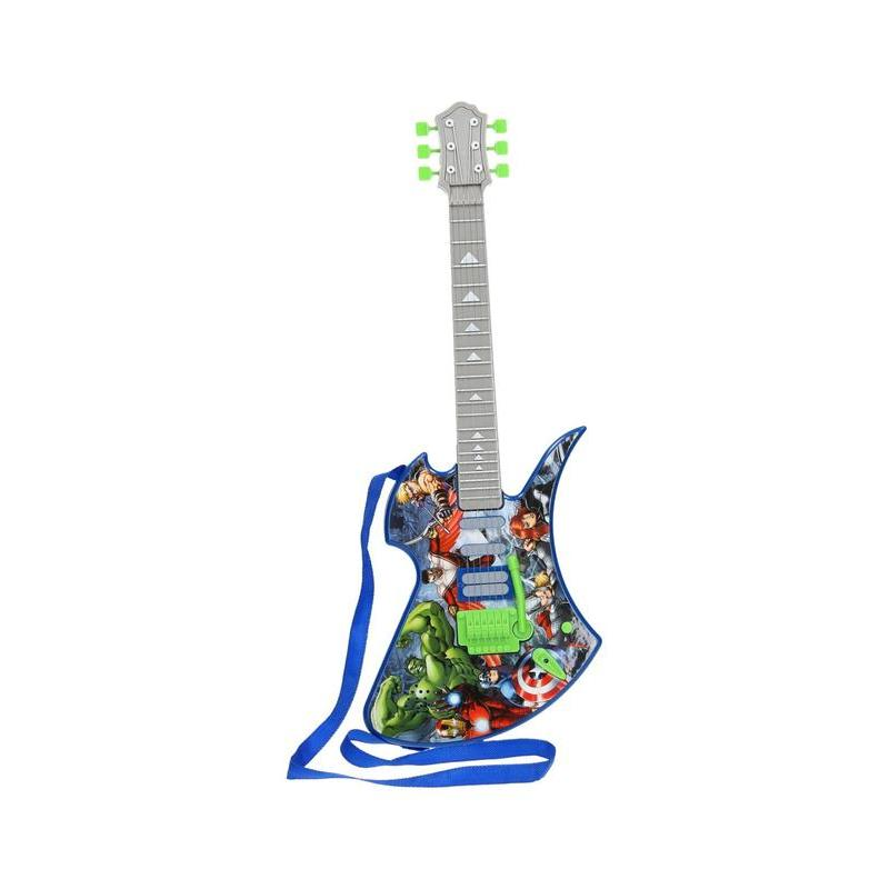 Deluxe Guitar Avengers Toy Store Valuvic M