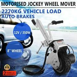 Motorisé remorque Jack Jockey roue Mover 2270KG 12V/350W électrique caravane bateau Dolly Auto frein