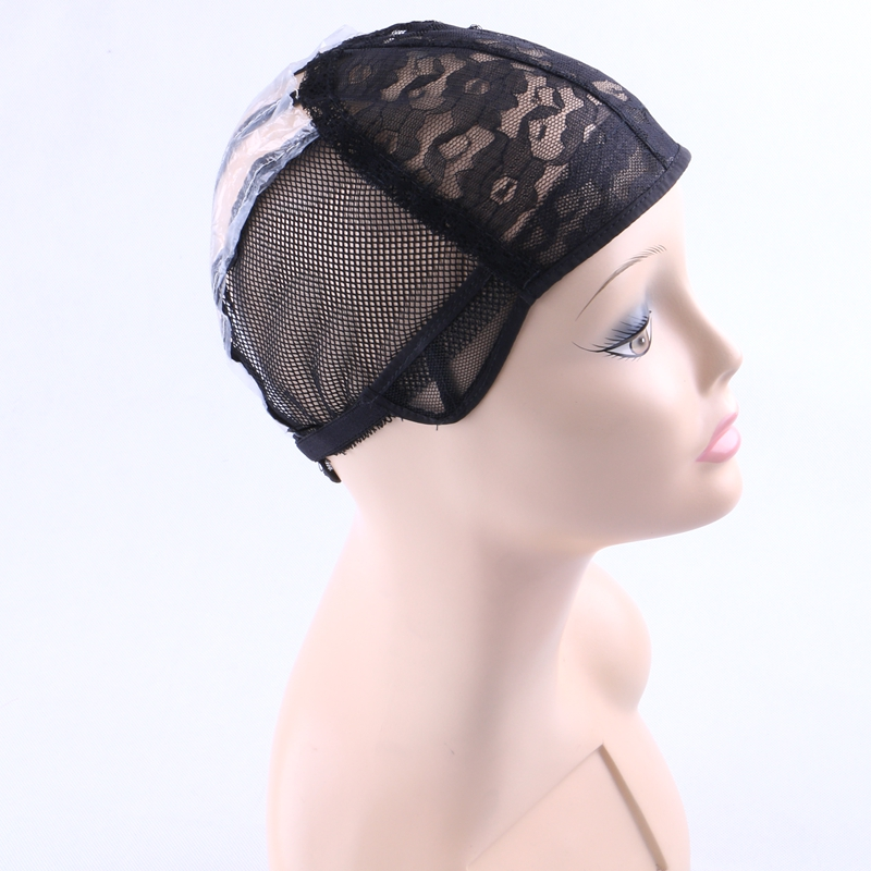 Loira Lace Wig Caps para Fazer Perucas