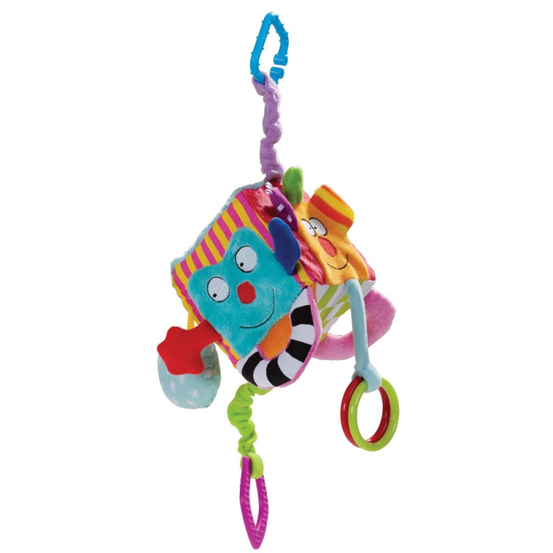 2020 New Infant Baby Toys Mobile  Plush Cartoon Bed Rattles Bell  Baby Crib Stroller Hanging Teethers Toy For Baby