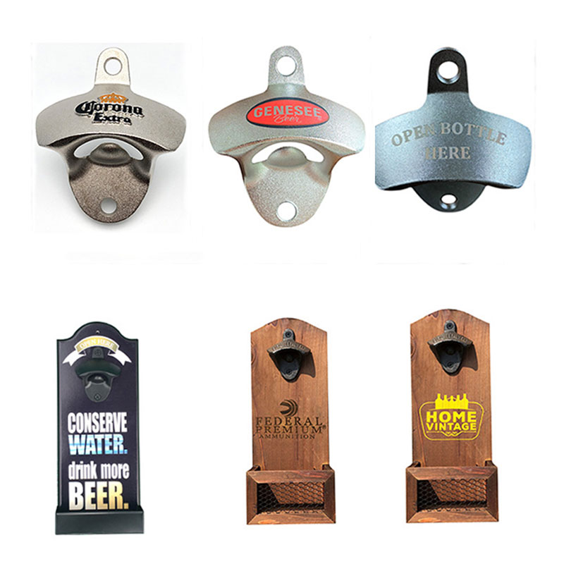 Can Bier Opener Creativity Vintage Wall Bottle Opener Wall Mounted Bar Beer Glass Bottle Cap Opener Home Decoration