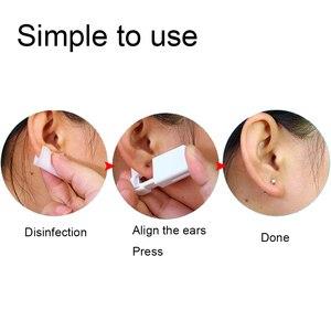 1 шт одноразовые стерильные уха прибор для пирсинга из нержавеющей стали, пупка, пирсинг пистолет, не причиняя боли инструмент для пирсинга машина комплект серьги гвоздики, сделай сам, ювелирное изделие|Серьги-гвоздики|   | АлиЭкспресс