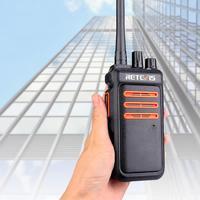 """מכשיר הקשר שני הדרך 2pcs Retevis RT76 Handy מכשיר הקשר 5W GMRS מורשה דיבורית VOX שני הדרך רדיו GMRS רדיו תחנת Comunicador מקמ""""ש (2)"""