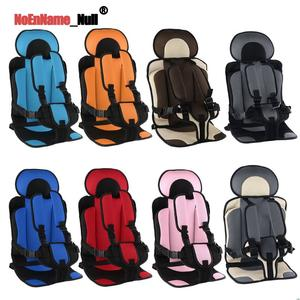 Cushion Toddler with Infant Safe-Belt Fabric-Mat Little Child Carrier 1-5T Travel Baby
