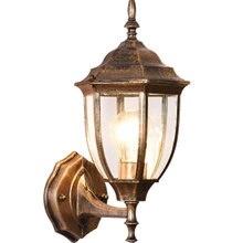 Настенный светильник в европейском стиле алюминиевый светодиодный
