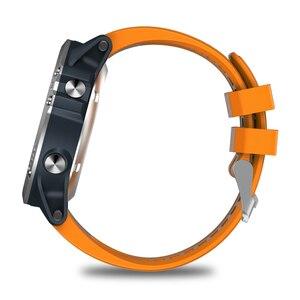Image 3 - Smart watch original zeblaze vibe 3s, relógio para atividades ao ar livre, 33 meses, standby, pulseira de gel de sílica, à prova d água 50m pista de fitness
