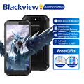 Blackview BV9500 Plus Mobile Phone Android 9.0 Octa Core 5.7 Helio P70 4GB RAM 64GB ROM IP68 Waterproof 4G Smartphone NFC OTG