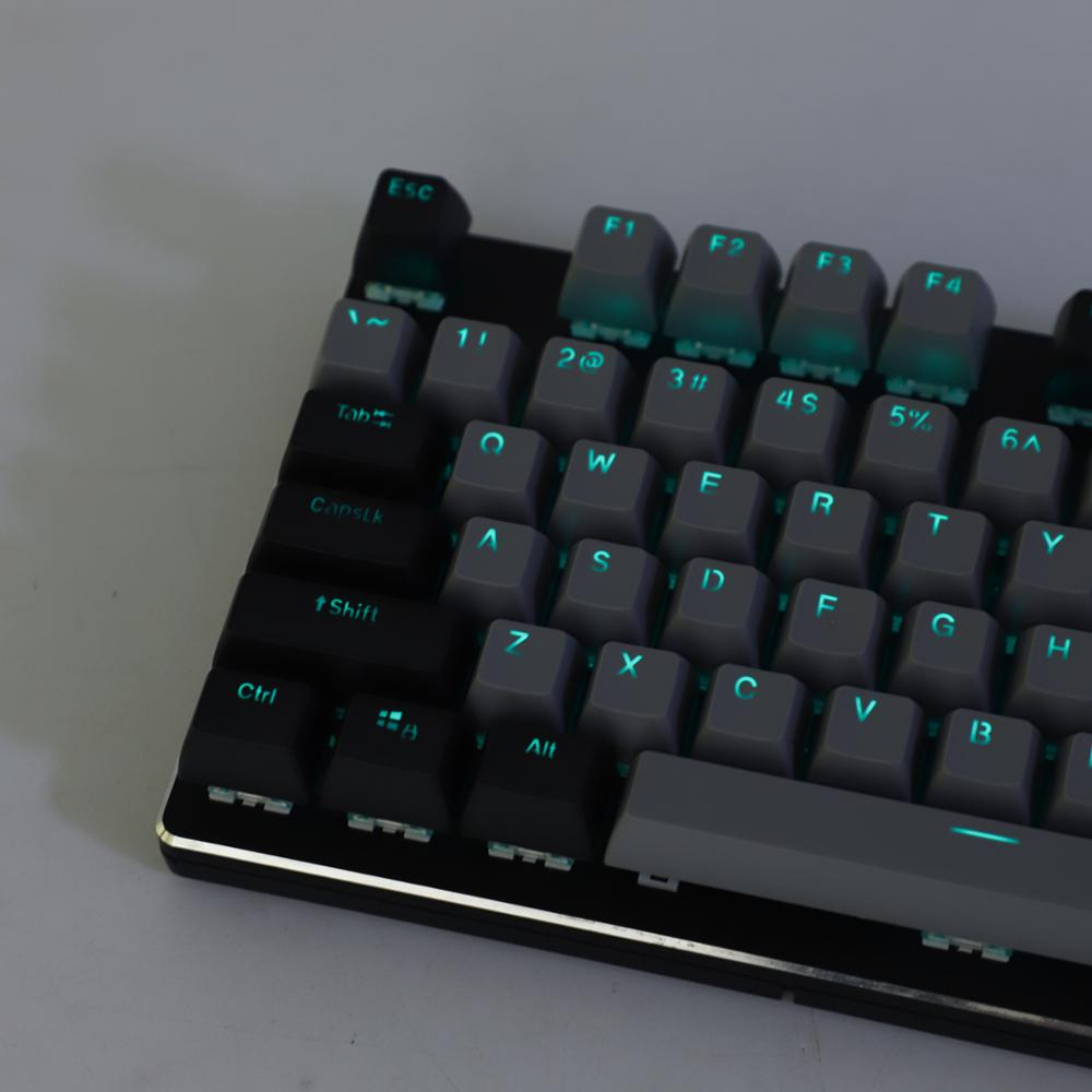 104 Key SA Profile Double Shot Shine Through Dolch PBT Ball Shape Keycaps Suitable For Standard MX Switches 104 87 61Keyboards   - AliExpress