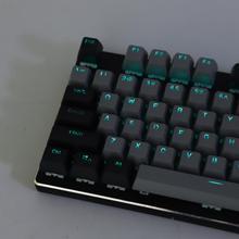 104 clé SA profil Double coup briller à travers Dolch PBT boule forme Keycaps adapté aux commutateurs MX Standard 104 87 61