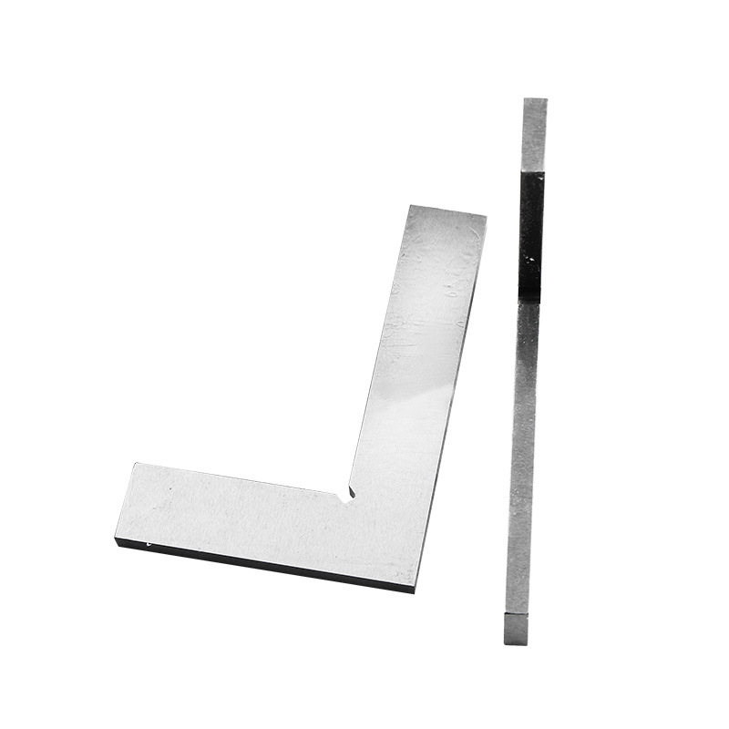 100*70 Margin Square Margin Feet 90-Degree High-Precision Stainless Steel Elevator Margin Type L-square Mu Gong Chi