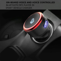 Bluetooth Car Voice Control MP3 Player Wireless Bluetooth Receiver USB NC99