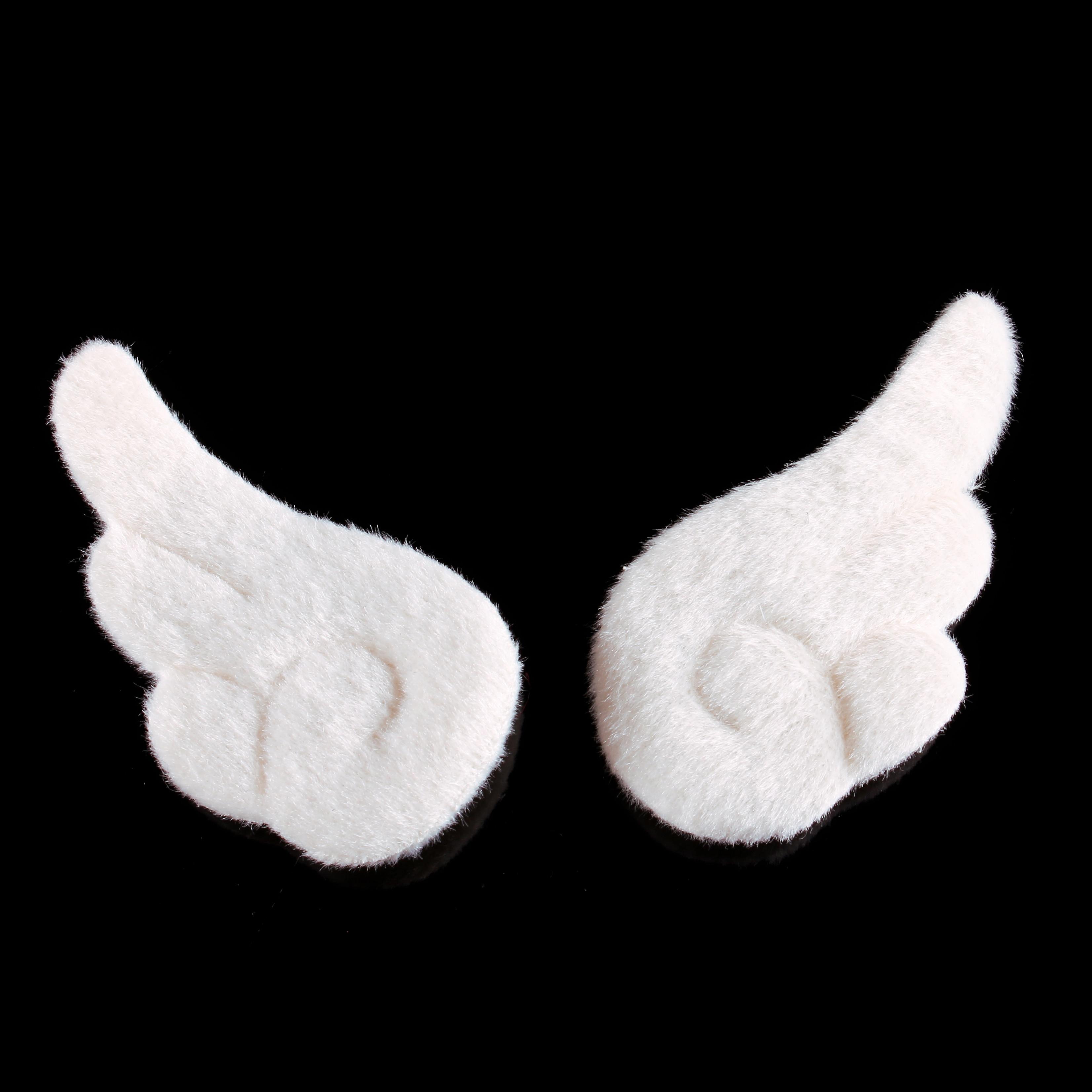 Lolita Angel & Devil Wings Hairpin  2