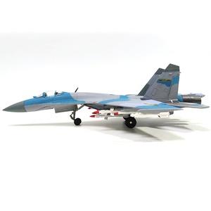 Image 3 - 1/72 ölçekli alaşım Fighter Sukhoi Su 35 çin hava kuvvetleri uçak modeli oyuncaklar çocuk çocuk hediye koleksiyonu için