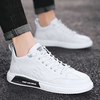 Genuine Leather Men Shoes Male Sneakers Casual Tenis Masculino Adulto Zapatos Mocassin Homme Mens Brogues Chaussure De Luxe