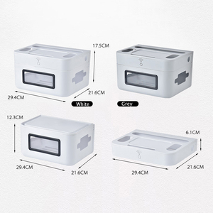 Image 5 - Shelf Strong Hanging Wire Bracket Wifi Storage Household Accessory Rack Plug Holder Wall Hanger Power Cable Wire Organizer Box