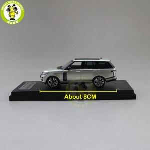 Image 3 - 1/64 LCD ช่วง SUV Diecast รุ่นของเล่นเด็กของขวัญ