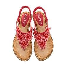 1PR Bling Rhine Stone Women Sandals T-stage Sexy Sandals Bohemian T Strap Prime Thong Shoes Flip Flop Shoes Gladiator okabashi womens maui thong flip flop sandals