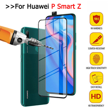 For Huawei P Smart Z P SmartZ psmart Z Glass screen protector 9H Protective film on the For hauwei Y9 Prime 2019 Y 9 LX1 STK-L21 9d glass for huawei y7 y9 2018 protective glass for huawei y9 2019 y9 prime y7 prime 2019 jkm lx1 p smart z screen cover film