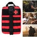 OUTDA 戦術的な応急処置バッグ医療キットバッグモール EMT 緊急サバイバル屋外医療箱大サイズ SOS バッグ /パッケージ