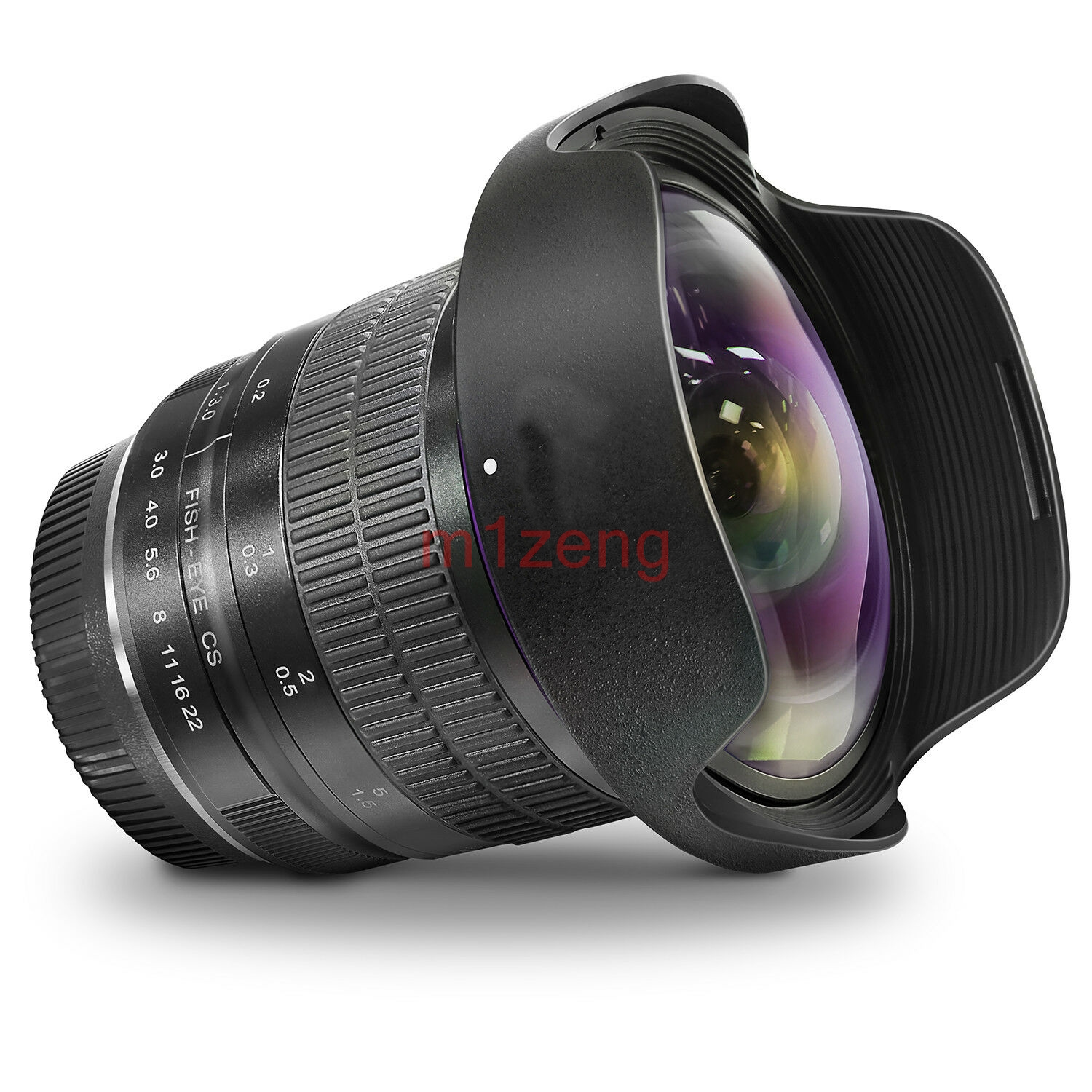 8mm F3.0 Ultra Wide Fisheye Manual Prime camera <font><b>LENS</b></font> for <font><b>canon</b></font> 60d <font><b>80d</b></font> 90d nikon D90 D300S d500 d750 D7100 D5300 D3200 camera image