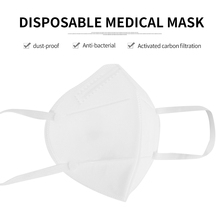 10PCS N95 Mask KN95 Dust Respirator Mask Same As FFP2 anti dust Prevention Smog Prevention Masks masque mascarilla mondkapjes