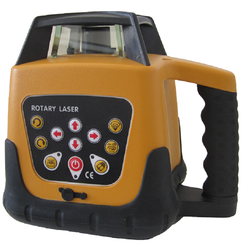 High Accuracy Automatic Electronic Self-leveling 360 rotary laser 3D red Beam Laser Level 500m Range/Measuring Instrument