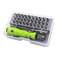 32PCS/SET Durable Screwdriver Set Precise Steel Screw Driver Kit Mobile Phone Notebook Computer Repairing Tools(China)
