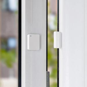 Image 3 - Xiaomi เซ็นเซอร์ประตูหน้าต่างขนาดกระเป๋า Xiaomi Smart Home ชุดปลุกทำงานร่วมกับ GATEWAY Mijia Mi Home APP