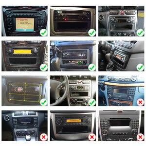 Image 5 - PX6 4G araba radyo 2 din Android 10 multimedya DVD OYNATICI autoradio sesli GPS Mercedes Benz CLK W209 W203 W463 w639 Viano Vito