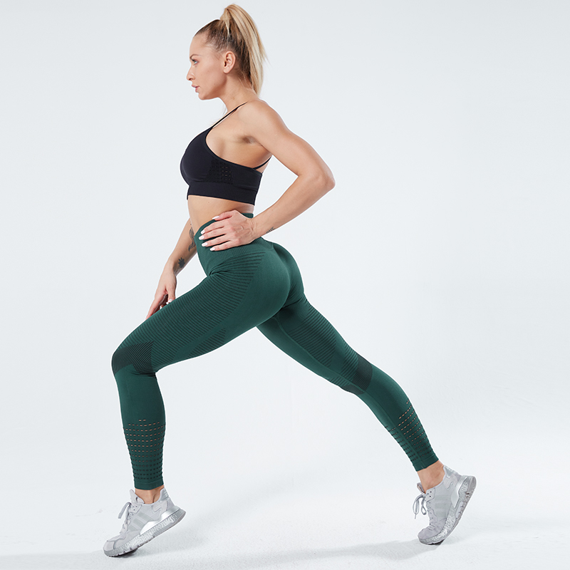 Women Fitness Leggings Push UP High Waist Legging Women Sexy Breathable Feamle Workout Leggins Mujer 6