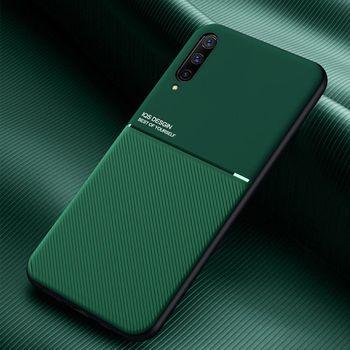 Чехол для Samsung A50 A60 A70 S8 S9 S10 S20 Plus S10E S20U, матовый чехол в полоску для Samsung A21 A31 Note 8 9 10 Plus, чехол из искусственной кожи
