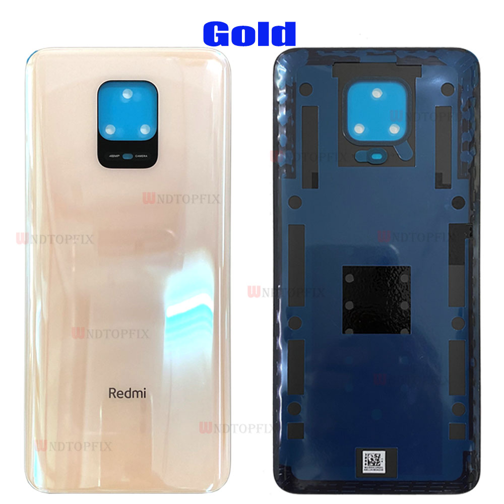 Redmi Note 9s battery cover