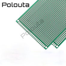 13*25 2.54mm PCB Double Side Experimental Bakelite Copper Plate Circuirt Board Broken Fiber Supper Capacitor Protection Board