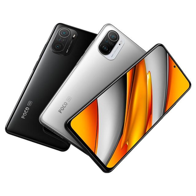 "Global Version POCO F3 5G Smartphone Snapdragon 870 Octa Core  6.67""120Hz E4 AMOLED Display 6GB 128GB/8GB 256GB NFC 33W Charger 6"